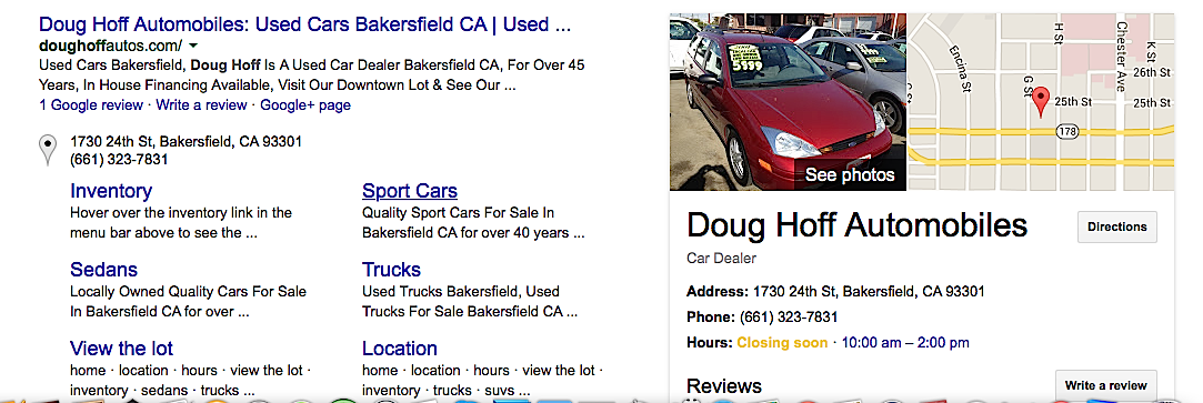 Bakersfield Web Design, Logo Design & Hosting