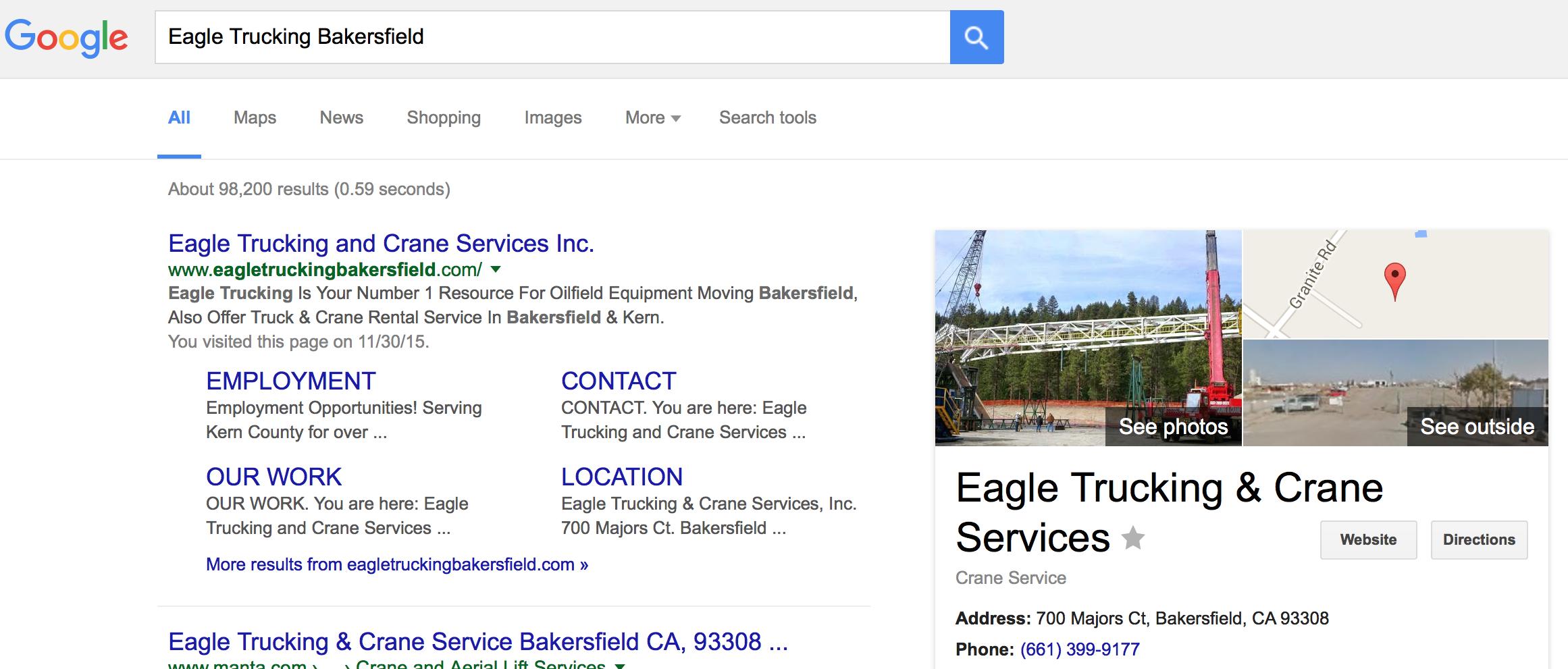 Bakersfield SEO Web Design, SEO Services